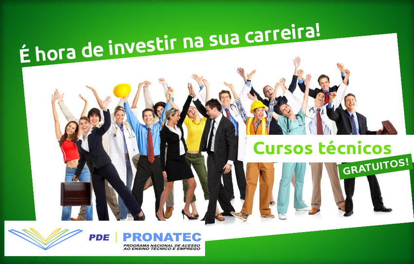 pronatec 2015 inscricao