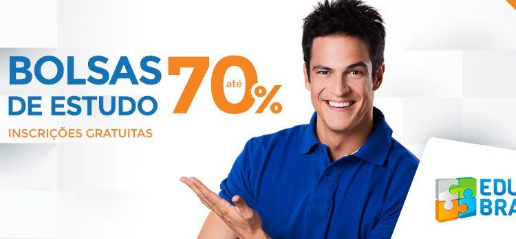 Educa Mais Brasil 2020: BOLSAS de ESTUDO inscrições,Clique e conheça!