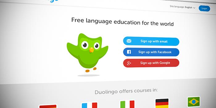 Duolingo: aprenda vários idiomas grátis com esse aplicativo!
