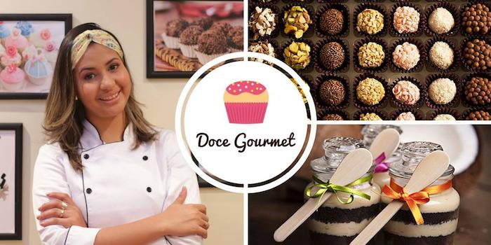 Curso Doce Gourmet: Atividade lucrativa -Promo DEZ 2019