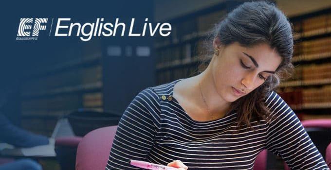 English Live – tudo sobre esse curso