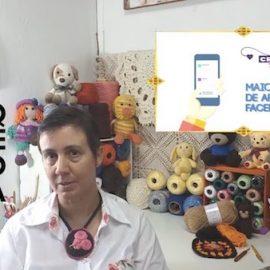 Curso de crochê – onde fazer online?