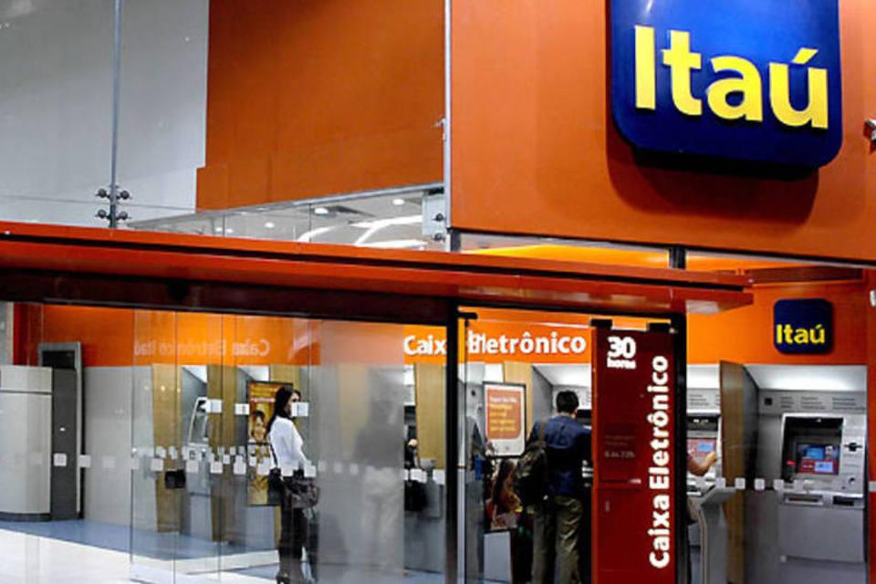 como trabalhar no banco Itaú
