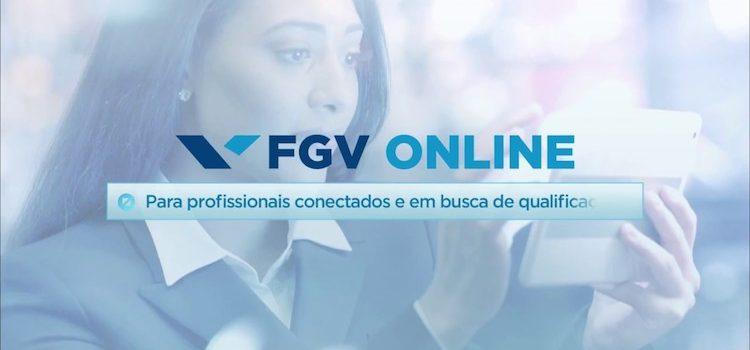FGV Online – tudo sobre seus cursos, como se inscrever e mais !
