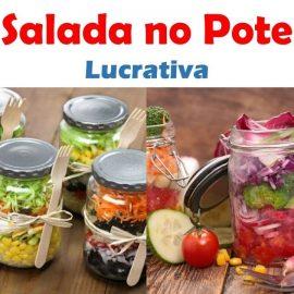 Salada no Pote Lucrativa – curso ensina fazer pra vender!