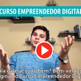 Curso Empreendedor Digital Guilherme Cameratta – conheça aqui!