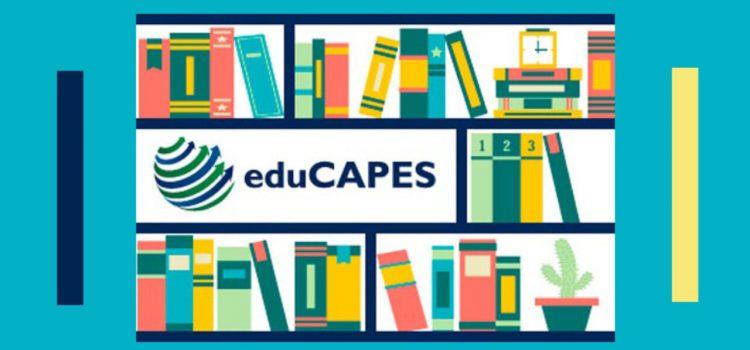 EduCAPES Aplicativo: videoaulas, livros e artigos de graça pra estudar!