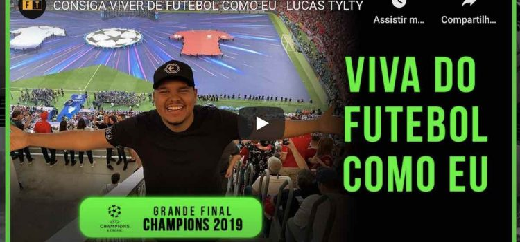 Curso Futebol Trade com Lucas Tylty- conheça!